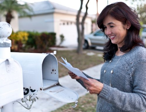 Mailing lists of new homeowners