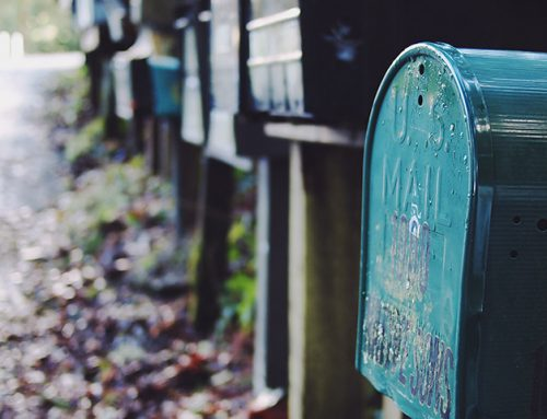 Mailing lists of potential homebuyers
