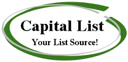 Capital List | Email Mailing Lists Marketing Retina Logo