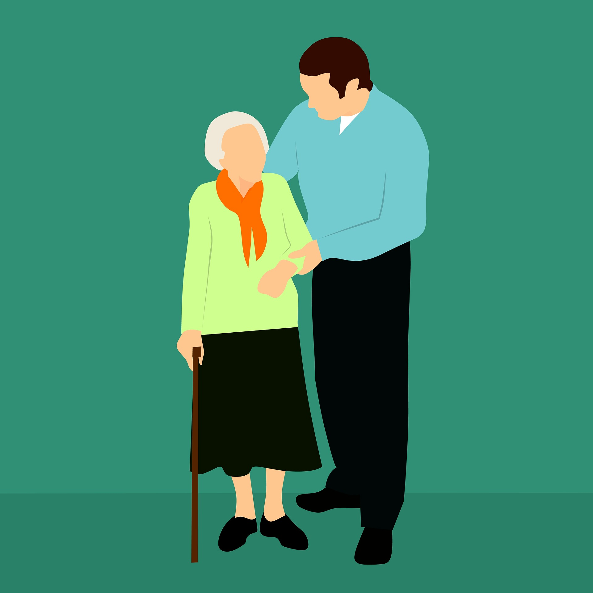 Straddling the Generations: Marketing to Seniors AND Their Families